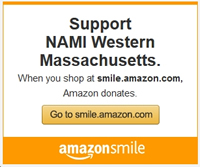 Amazon smile donate button