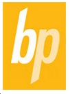 BP Mag logo gold