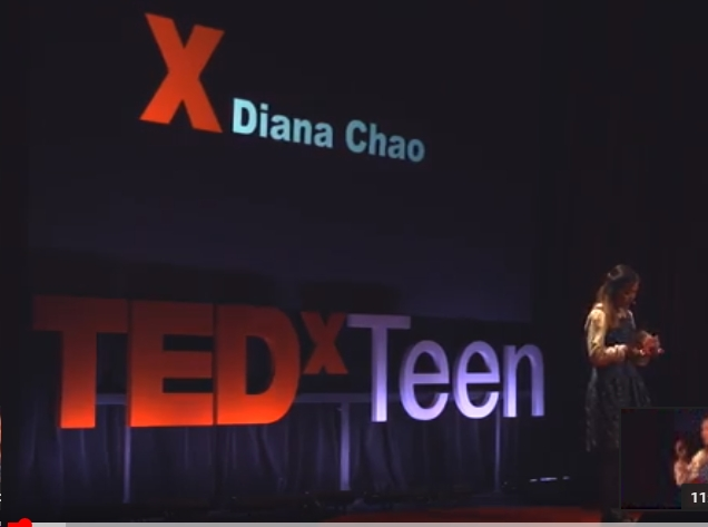 Dina Chao TED Talk