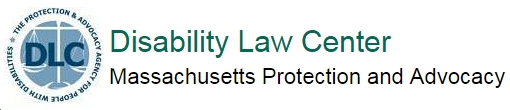 Disability Law Center logo