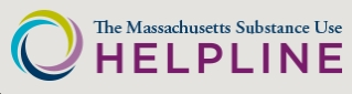 Mass Substance Use Helpline logo