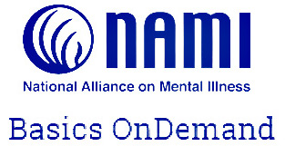 NAMI Basics on Demand logo