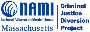 NAMI Mass Criminal Justice Diversion logo