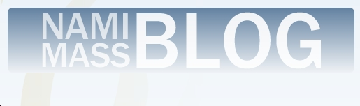 NAMI Mass blog logo